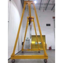 Cổng trục đẩy tay 1 tấn Hitachi